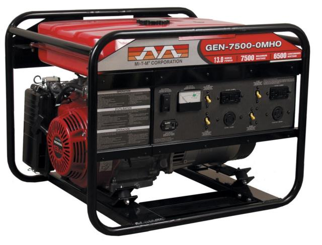 Where to find Generator, 6000-7500 WATT in Oklahoma City