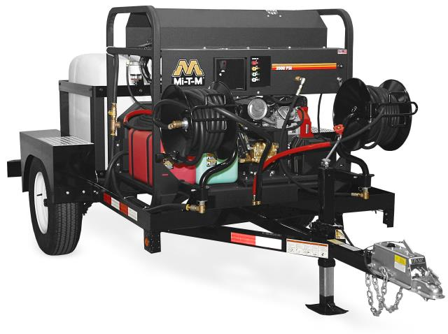 Where to find WASHER, 3.5K PSI HOT WATER   TRAILER in Oklahoma City