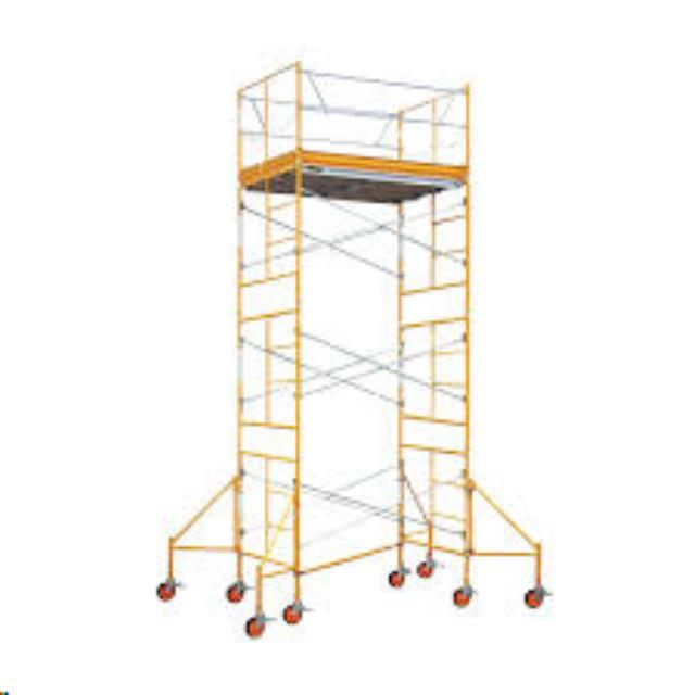 Where to find TOWER, 15  SCAFFOLD W CASTERS in Oklahoma City